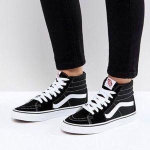 NWT Vans Sk8-Hi Sneaker Skate Shoe W 9, M 7.5